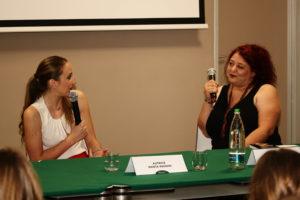 Marta Pagnini e Viviana Brocca