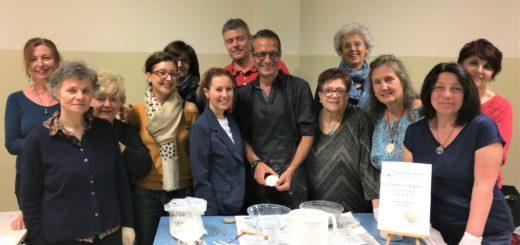 Gianni Lenti e i partecipanti alla conferenza