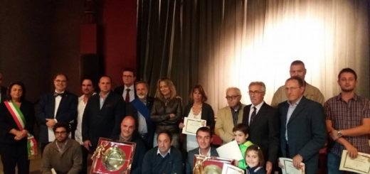 Torchio d'Oro i premiati del 2017