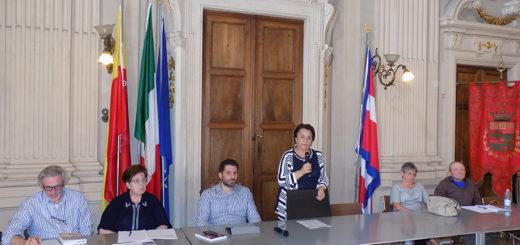conferenza stampa di presentazione della festa Anpi