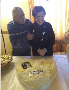 Lazzarin Lino e Santosuosso Giuseppina
