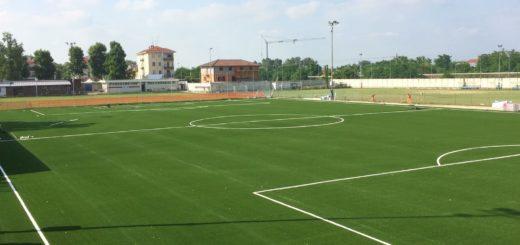 campo da calcio a Oltreponte