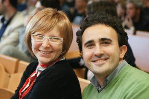 I biologi Simona Martinotti ed Elia RanzatoCaprioglio e Ranzato