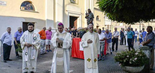 Rivalba Vescovo Gianni Sacchi