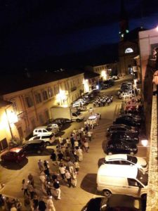 Tonco processione