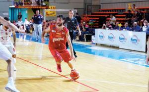 Luca Cesana basket