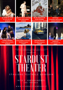 STAGIONE TEATRALE 20182019
