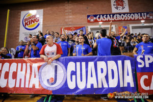 junior casale basket