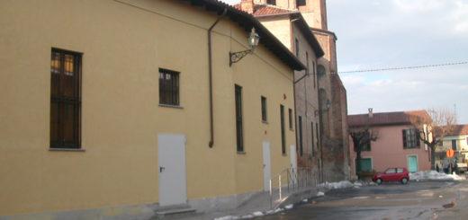 salone parrocchiale a occimiano