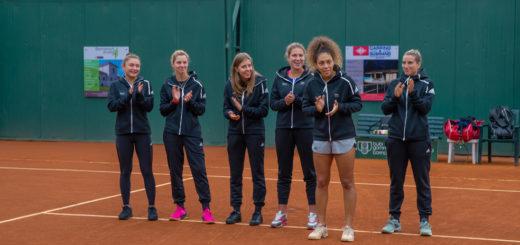 Canottieri tennis: squadra femminile