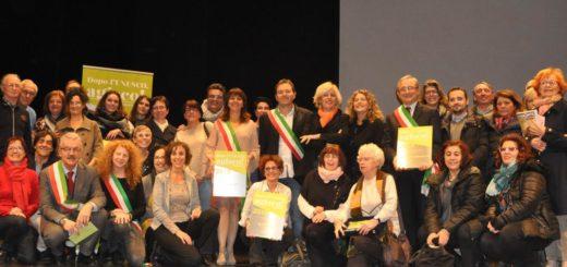 Sindaci e rappresentanti dei Comuni al Teatro di Asti