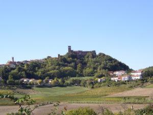 06-09-2012 veduta del castello di camino