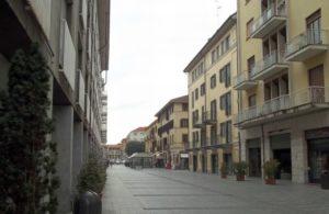 corso Garibaldi a Valenza