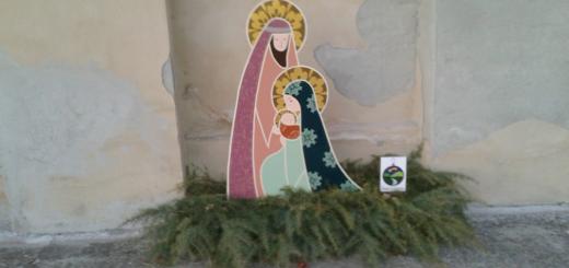 Gabiano_Sacra Famiglia_Presepi in Valcerrina