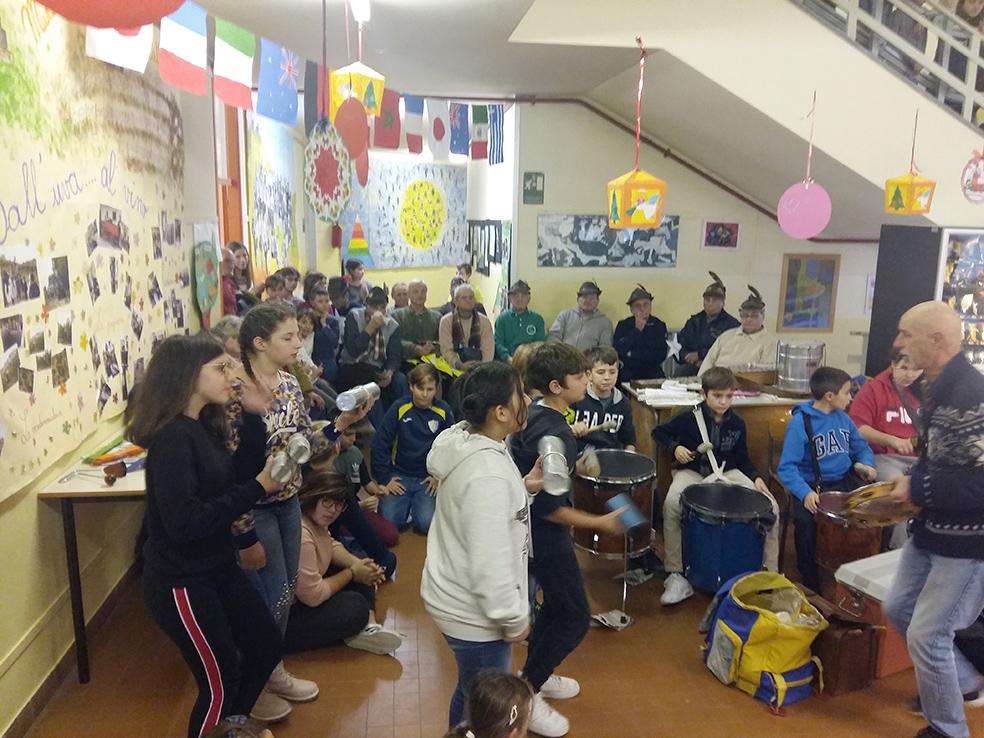 Festa alla scuola di Murisengo