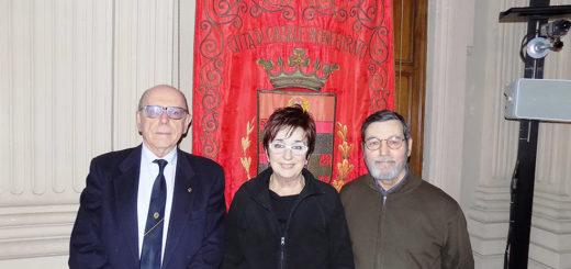 Riccio, Caprioglio e Debetto