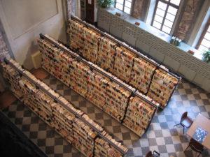 biblioteca civica libri