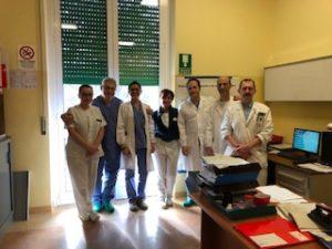 Equipe diretta dal Dott. Danilo Chirillo