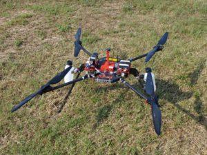 Drone agricoltore