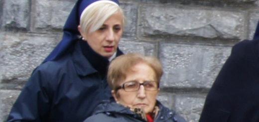 Luigia Sabattoli, la mamma di Nuccia.