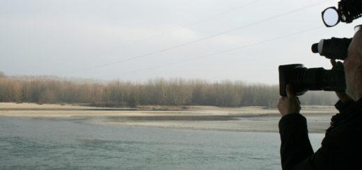siccità Po