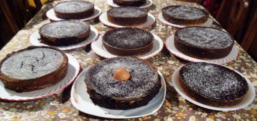 torta di castagne di Pontestura