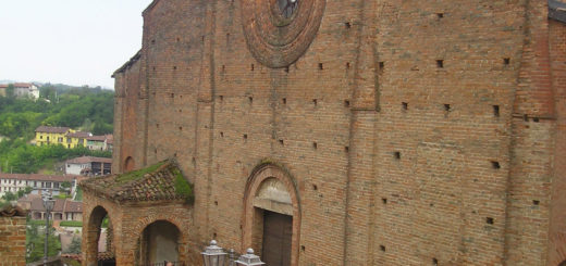 fubine veduta chiesa parrocchiale