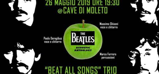 locadina Beatles