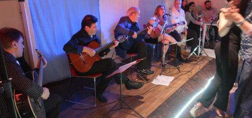 musicisti al castello