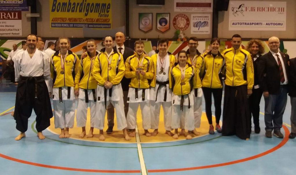 gruppo karate