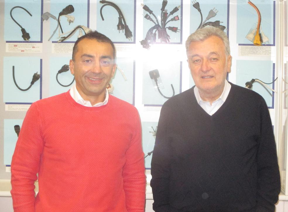Marco Marini e Aldo Visca