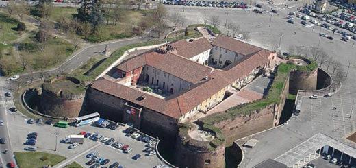 castello paleologi veduta