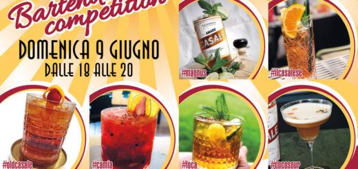 I cocktails della competizione