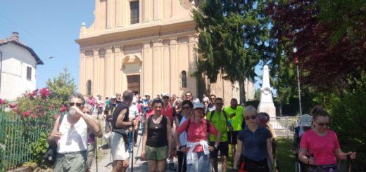 pozzengo camminata 5 chiese