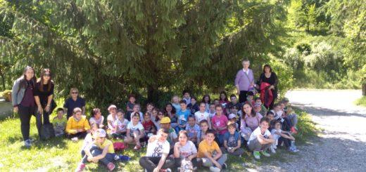 gruppo di bambini da Barbalando