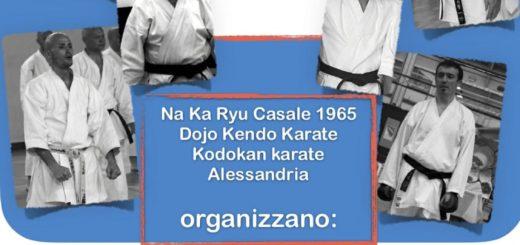 locandina karate per vitas