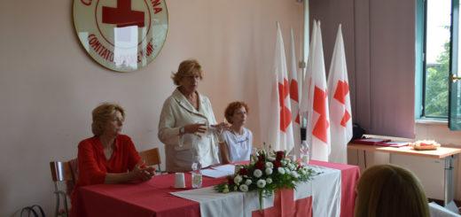 Visita della Vice Ispettrice Nazionale II.VV. C.R.I. in Piemonte