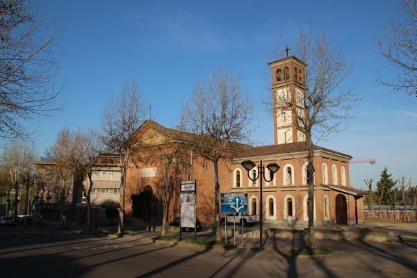 chiesa della Madonnina di Valenza