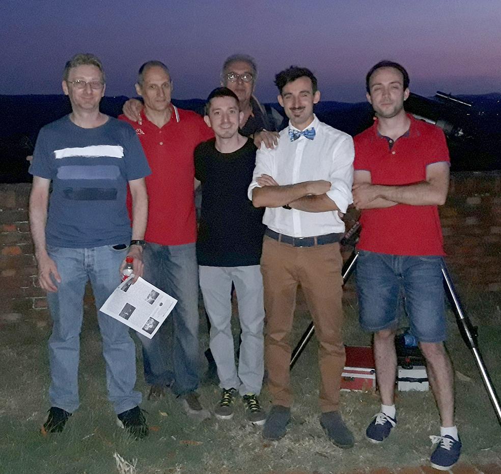 Gruppo Astrofili G. Celoria