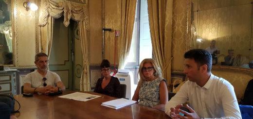conferenza stampa di lunedì 22 luglio