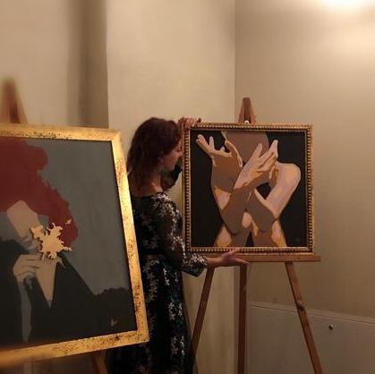 Cecilia Prete mostra