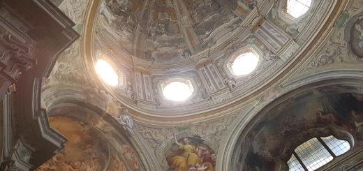 chiesa santa caterina cupola