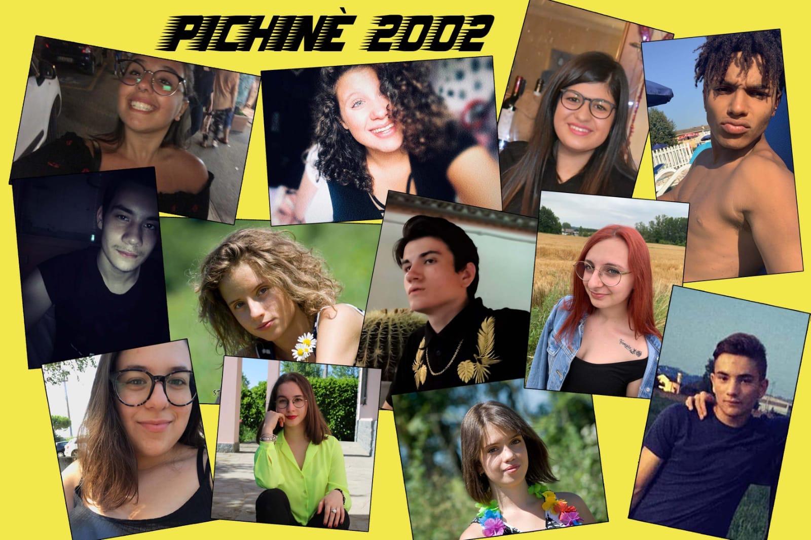 PICHINE' AL COMPLETO 2002