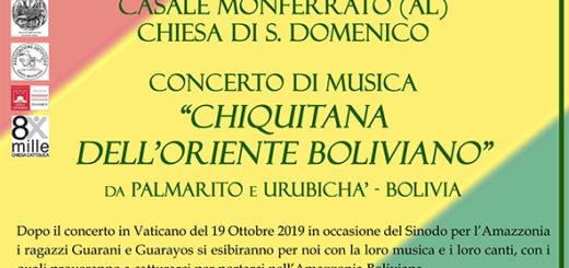 locandina musica boliviana