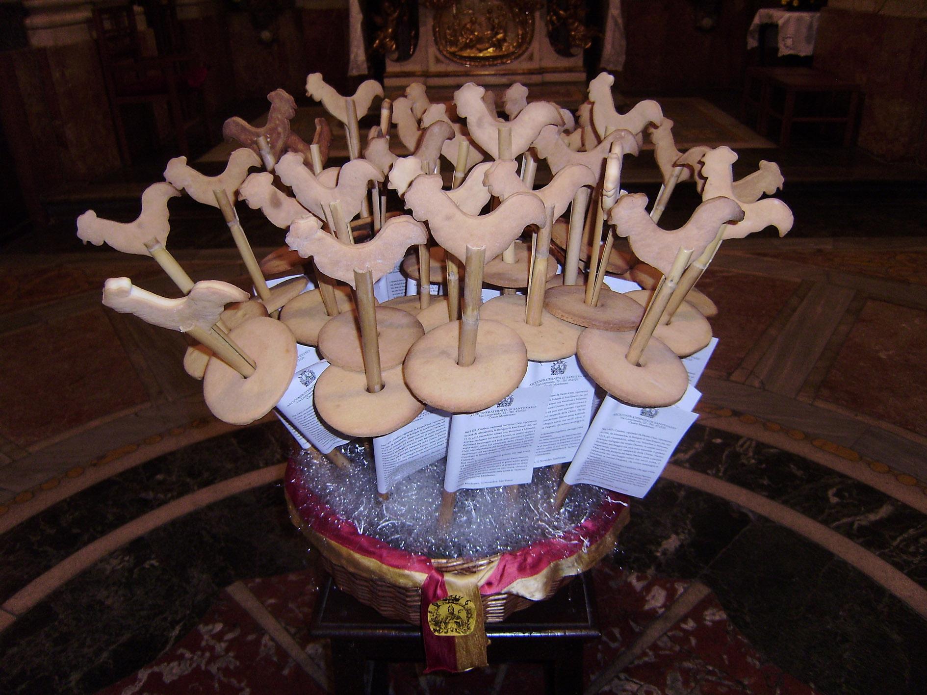 galletti di sant'evasio