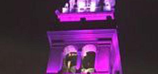 torre civica viola