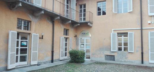 sede for.al a casale monferrato con ingresso da piazza baronino