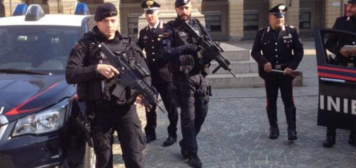 carabinieri piazza mazzini capitano christian tapparo