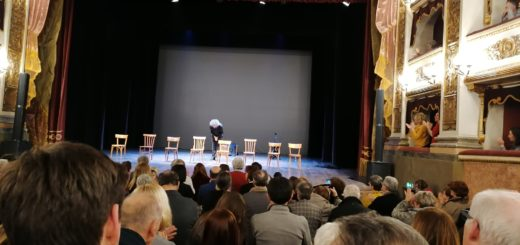 Cristicchi a teatro
