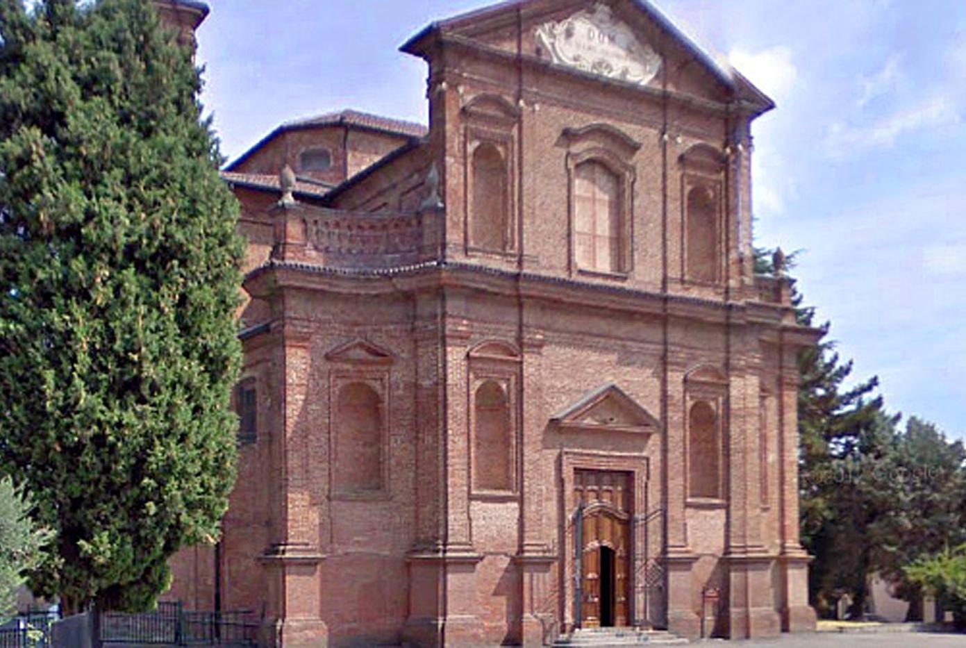 chiesa di balzola